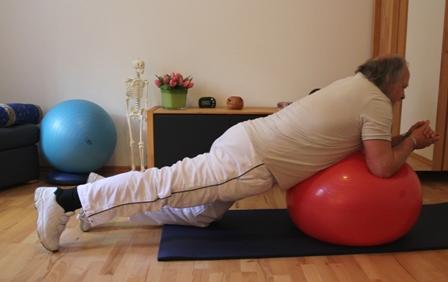 exercices gymnastique hanches